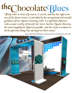 ChocolateBlue Booth
